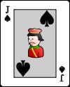 valete cartas jogo da sueca
